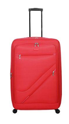 Maleta Gladiator Timelapse Red - #trolley #maleta #gold #travel #viajar #viagem #viatjar #maletas #suitcase #luggage #maletasGladiator #GladiatorTravel #Gladiator #red