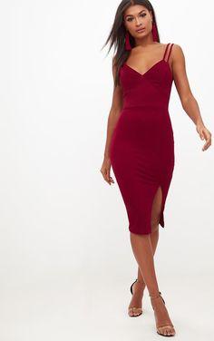 Deals Cheap Online Hazel Black Wrap Front Mesh Midi Dress Pretty Little Thing Manchester Great Sale Sale Online xBUkemW