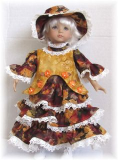 Autumn Splendor for Dianna Effner Little by FairylandForest