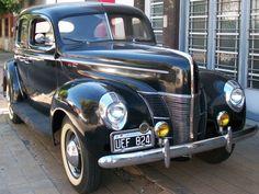 #Ford 1940 de Lujo. http://www.arcar.org/ford-1940-de-lujo-79124