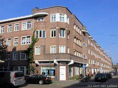 G.J. Rutgers, Hoek Lekstraat-Vechtstraat, Amsterdam