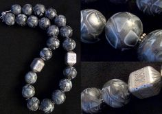 Dicke Perlenkette Big Beads   Flickr - Photo Sharing!
