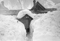 Silverton, Colorado Winter, ca 1910