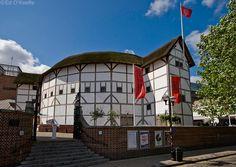 Shakespeare's Globe Theatre in London, Greater London