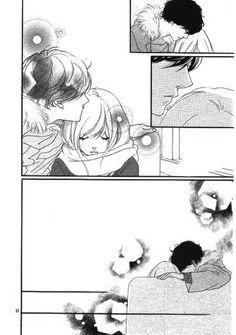 Read Ao Haru Ride Chapter PAGE. 040 Online - Ao Haru Ride PAGE. 040 free and high quality. Ao Haru Ride Kou, Futaba Y Kou, Crayon Days, Blue Springs Ride, My Little Monster, Manga Cute, Naruto Sasuke Sakura, Image Manga, Manga Pages