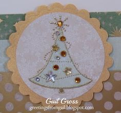 Tree Delights - Greetings from Gail