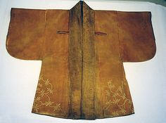 Japan, Leather coat, 19th century