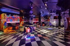 Disco London, West End soho