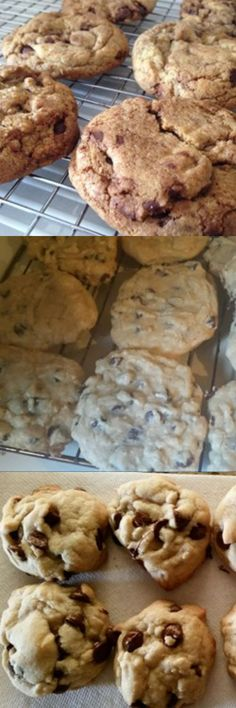 Best Chocolate Chip Cookies Dessert Recipes - chips, chocolate, cookies, dessert, recipes
