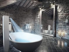 18 badrum utöver det vanliga (gissar att du aldrig sett något liknande) - Sköna hem