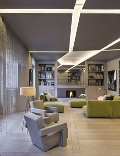 Contemporary Apartment in Paris W Regis BOTTA