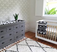 modern nurseries for stylish mamas | #babyletto