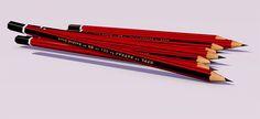 Natraj Pencil 3ds Model Free Download