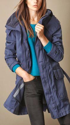 Adorable Blue Jacket