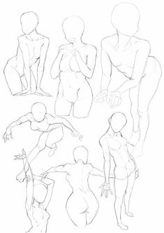 Ilovetodraw.com Body Reference Drawing, Body Drawing, Drawing Base, Anatomy Reference, Art Reference Poses, Body Sketches, Anatomy Sketches, Anatomy Drawing, Art Sketches