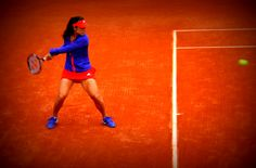 #AyumiMorita #Roland garros 2012 #TV d'#orange