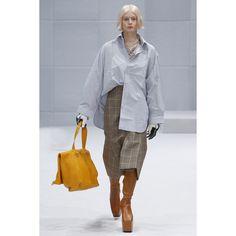 Balenciaga  #VogueRussia #readytowear #rtw #fallwinter2016 #Balenciaga #VogueCollections