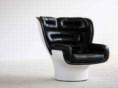 The Elda Chair by Joe Colombo 1963