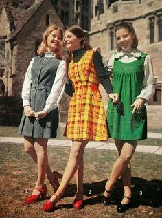 A Vintage Nerd fashion fail – Fashions 70s Inspired Fashion, 60s And 70s Fashion, Nerd Fashion, Fashion Fail, Fashion History, Fashion Trends, 1960s Fashion Women, Cheap Fashion, Retro Vintage Fashion