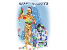 starwars christmas | star wars christmas