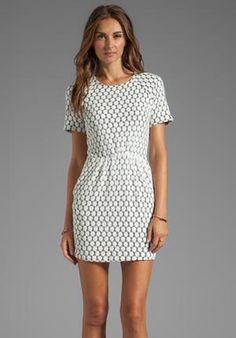 Little White Dresses Winter Edition