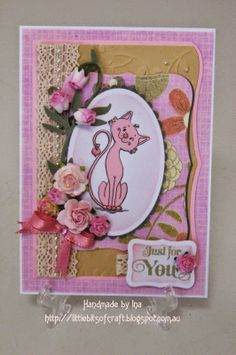 Send A Smile 4 Kids Challenge Blog: TEAM S.A.S. Card by Ina