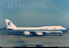Boeing 747-300 (PP-VNI) | Varig | Salgado Filho (Porto Alegre) | 19/02/1991