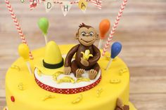 Curious George for a 3 rd birthday party