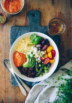 Pulled Oats Summer Bowl | Cashew Kitchen