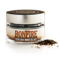 Bonfire® - Extra Bold Smoked Sea Salt