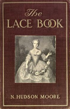 """The Lace Book:, 1904."