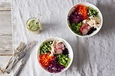 Forbidden Rice Salad with Thai Coconut-Lime Dressing Recipe on Food52 recipe on Food52