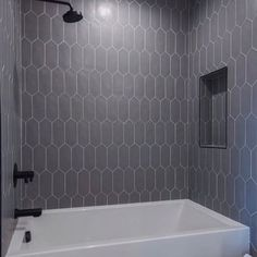 23 Best Gray Shower Tile Images Small Bathroom Bath