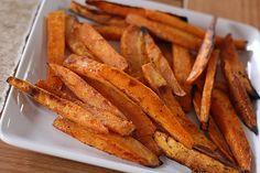 Baked Sweet Potato Fries | Annie's Eats