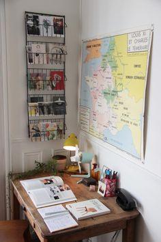 Bienvenus chez Mélanie, auteur du guide de la déco vintage à Paris | Madame Décore