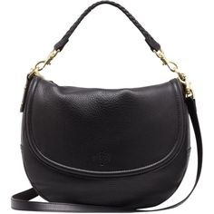 Mulberry Leather Effie Satchel , Black ($850) ❤ liked on Polyvore featuring bags, handbags, purses, bolsas, accessories, malas, woven leather purse, leather hand bags, genuine leather handbags and leather man bags