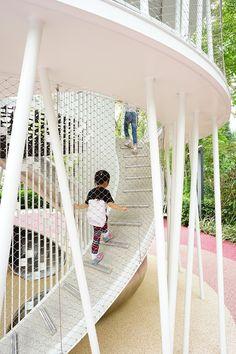 清水湾道的五个游乐区,香港 / Carv
