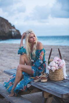 Fleurs par la Mer – Ready Gypset Go