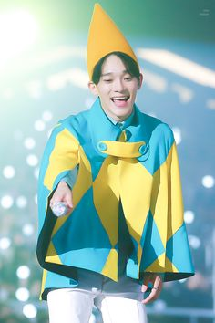 160729 #Chen #EXO #EXOrDIUMinSeoul D4