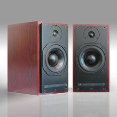 atc scm 20 sl passive bookshelf speakers
