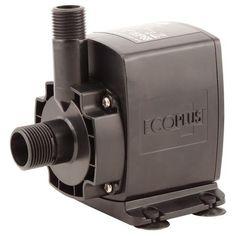 Eco Plus 748455 Premium Mag Drive Water Pump, 350 GPH