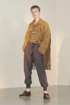 Stella McCartney Spring 2018 Menswear Fashion Show Collection