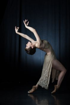 Ballet Novità dancer: Kitty Conlon Photo: Valerie Febre Yap