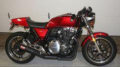 Honda CB1100 Custom - Right Side