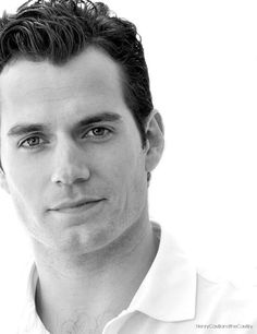 Oh, Henry Cavill, those cheekbones...