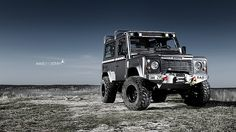 Land Rover Defender, I WANT ONE!