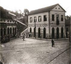 Largo dos Guimarães, Santa Teresa. Rio de Janeiro, (data?).