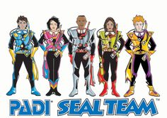 KIds can start Scuba Diving with PADI SEALTEAM http://csisamui.wordpress.com/category/padi-seal-team/