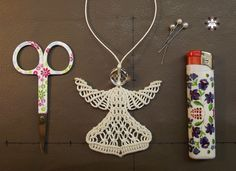 Tutorial: Angel ornament – v2