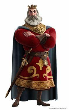 Картинки по запросу king character
